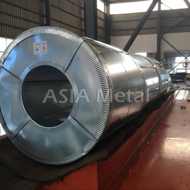 BAO STEEL hot dipped galvanized steel sheet in coil