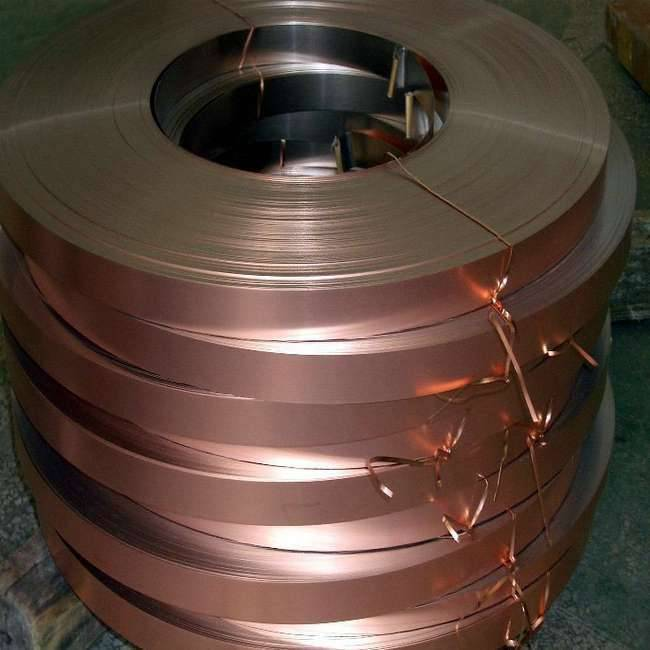 copper strip copper coil