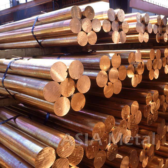 pure copper bar solid copper rod for sale round manufacturer