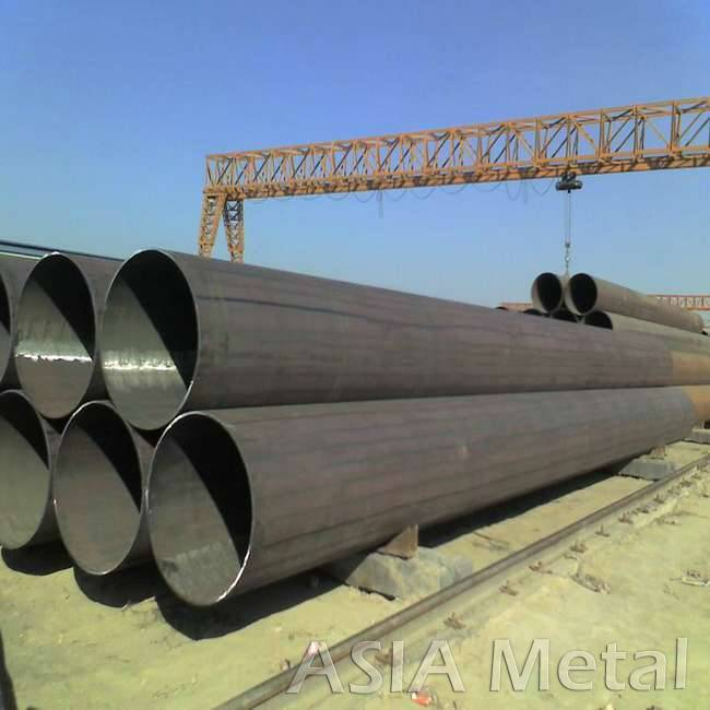 weld black carbon steel pipe price