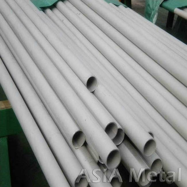 Mirror Polished Decorative 201 304 Stainless Steel Pipe