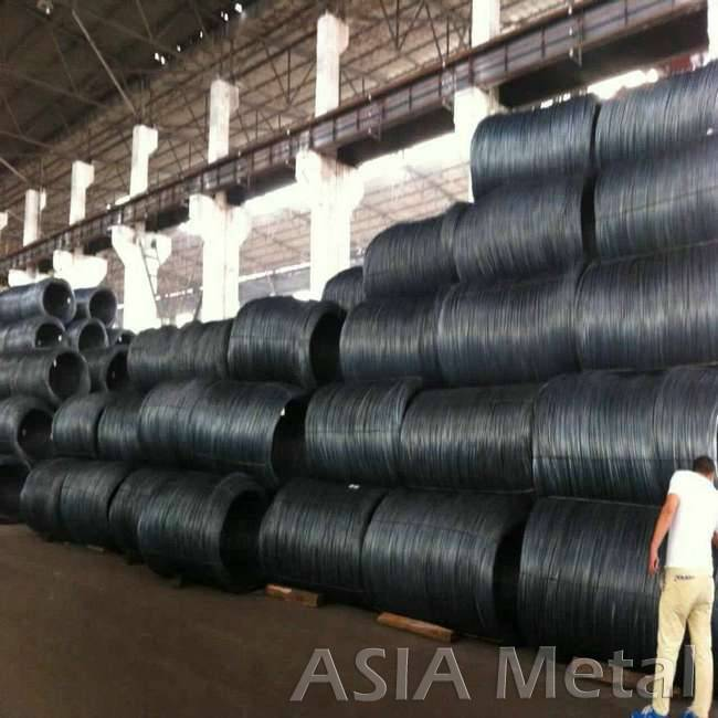 High tension steel wire sae 1008 wire rod