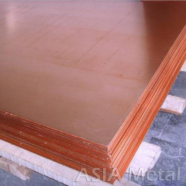 4x8 Copper sheet supply
