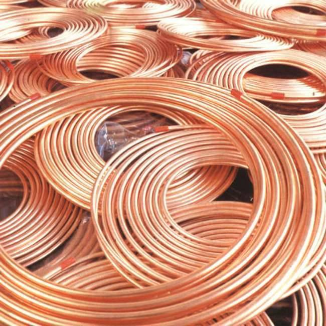 Best price copper pipe roll