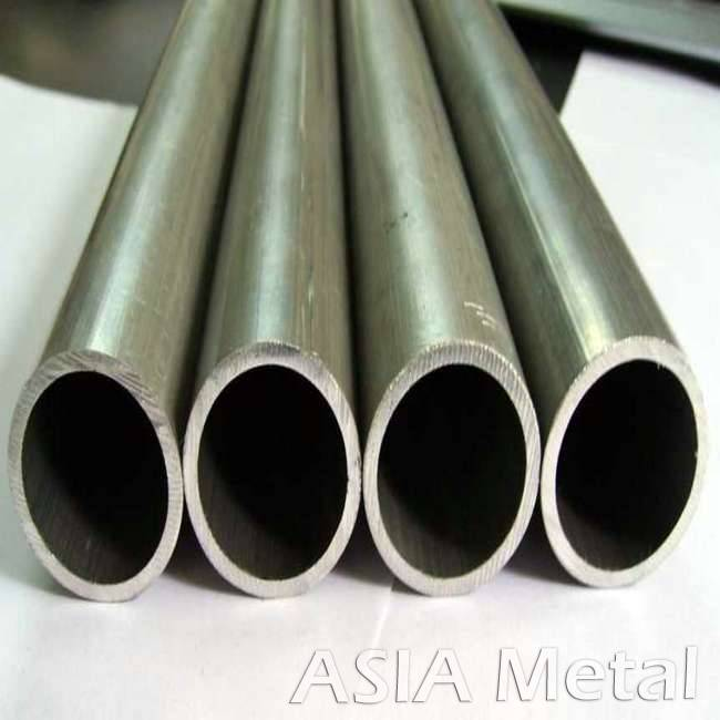 Aluminum coated steel car exhaust pipe