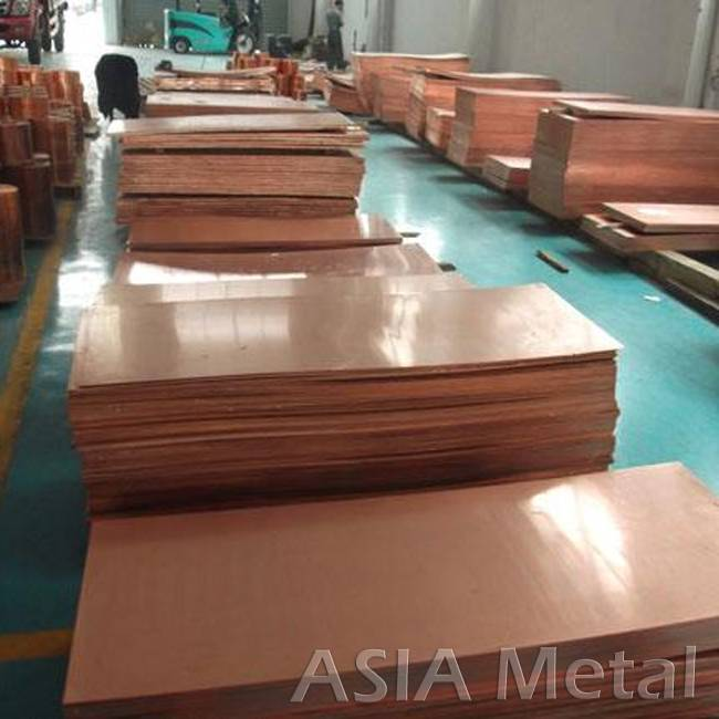 0.5mm thick Copper Sheet Price