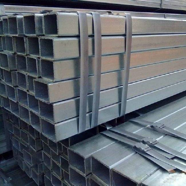316 rectangular stainless square tube