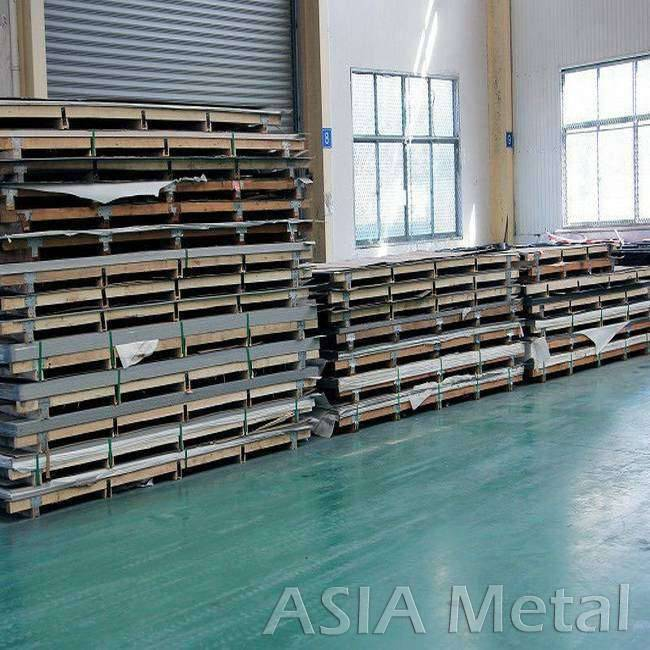 316Ti Stainless Steel Sheets and Plates