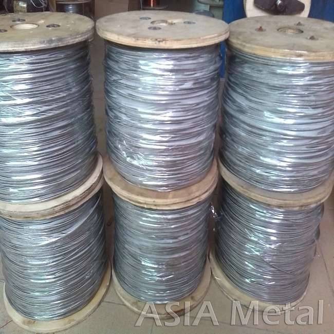 201 14 gauge stainless steel wire